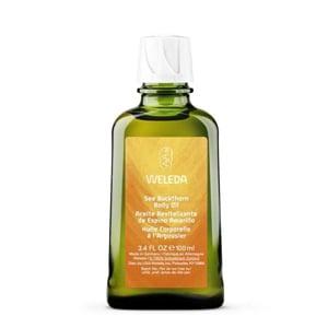 Weleda aceite corporal de espino amarillo 100 ml