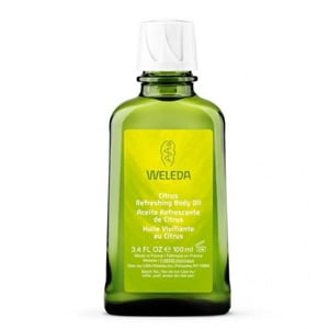Weleda aceite corporal de citrus 100 ml