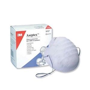 Aseptex mascarilla con alto poder filtrante 5uds