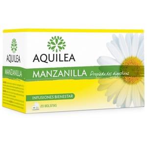 Aquilea infusión manzanilla 20 filtros