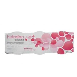 Hidrafan gelatina fresa 3x125ml