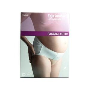 Farmalastic faja lumbar embarazo T3