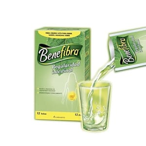 Benefibra regularidad intestinal 12 sobres