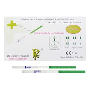 Rueda Farma LH test de ovulación 10uds