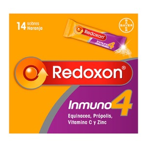 Redoxon Inmuno4granulado 14 sobres