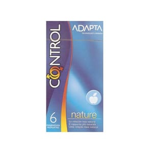 Control Adapta Nature 6uds