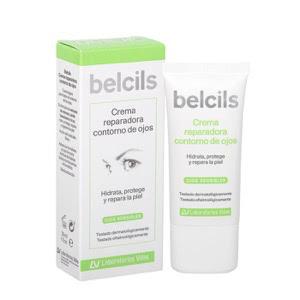 Belcils crema reparadora contorno ojos con mimosa 30ml