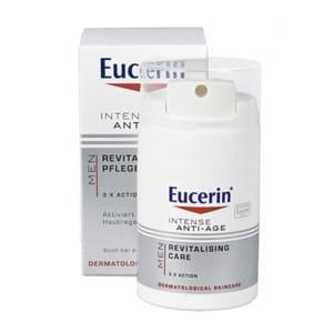 Eucerin Men Intense Antiage cuidado revitalizante 50ml