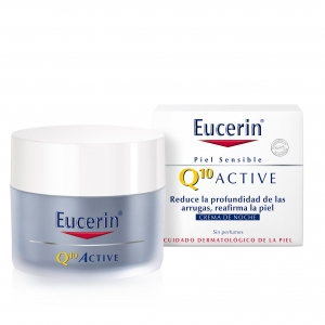 Eucerin Q10 active crema de noche 50ml