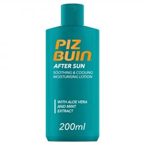 Piz Buin Aftersun loción hidratante calmante y refrescante 200ml