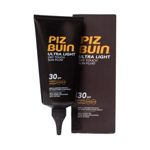 Piz Buin fluido cuerpo ultra light SPF30+ 150ml