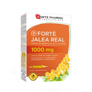 Forté Pharma jalea real 1000mg 20 viales