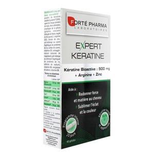 Forté Pharma Expert Keratina 40cáps