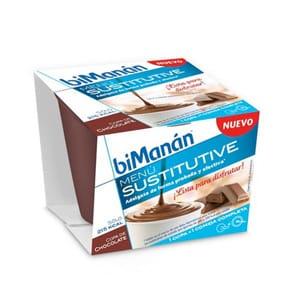 biManán Sustitutive copa de chocolate 210gr
