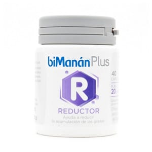 biManán Plus R reductor 40cáps