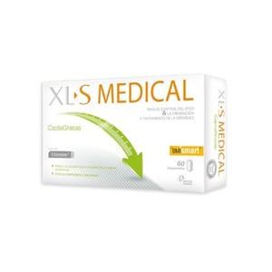 XLS Medical captagrasas 60comp