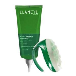 Elancyl Activ gel masaje anticelulítico y guante 200ml