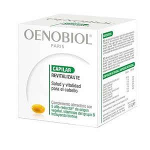 Oenobiol revitalizante 60cáps