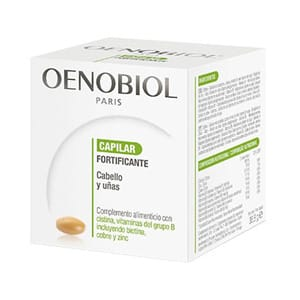 Oenobiol capilar fortificante 60cáps