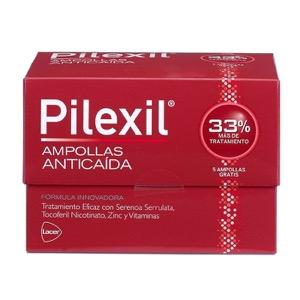 Pilexil anticaspa ampollas 5ml x15