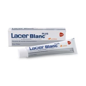 Lacer Blanc plus pasta dental blanqueadora 75ml