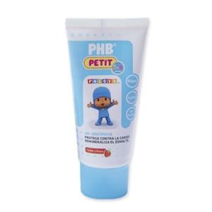 PHB Petit gel dentifrico infantil 75ml
