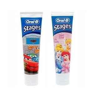 Oral B pasta dental infantil 75ml