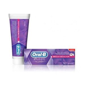 Oral B pasta 3D White brillo seductor 75ml