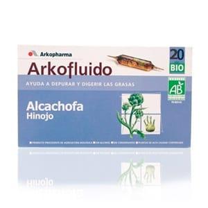 Arkofluido alcachofa e hinojo 20 ampollas