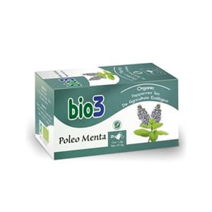 Bio3 poleo menta 25 filtros