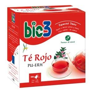 Bio3 te rojo 1.5gr 100 filtros
