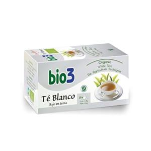 Bio3 Té Blanco 25 bolsitas