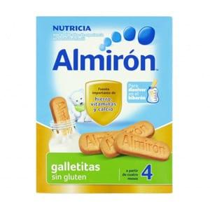 Almirón Advance galletas sin gluten 250gr