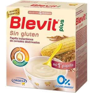 Blevit Plus cereales sin gluten 600gr