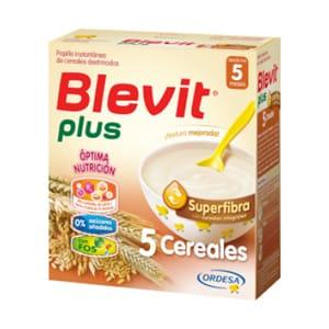 Blevit plus superfibra papilla 5 cereales 300g
