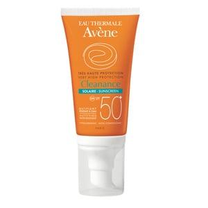 Avene Solar Cleanance piel grasa SPF50 muy alta protección 50ml