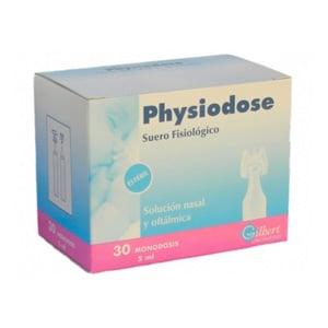 Physiodose limpieza nasal monodosis 5ml 30uds