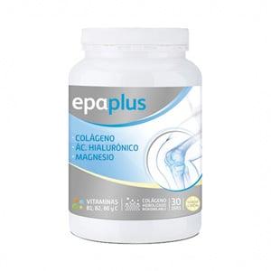Epaplus colágeno + hialurónico + magnesio sabor vainilla 332gr