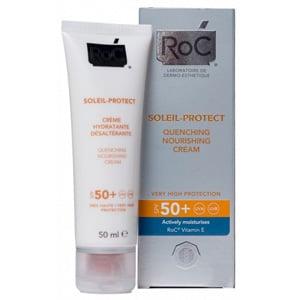Roc Soleil Protect crema nutritiva intensa SPF50+ 50ml
