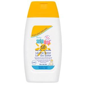 Sebamed Baby leche solar SPF50+ 200ml