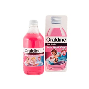 Oraldine Junior enjuague bucal 400ml