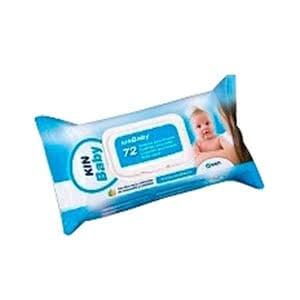 Kin Baby Toallitas Limpiadoras, 72Ud