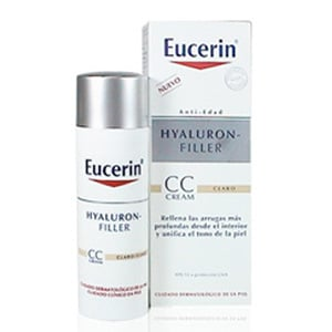 Eucerin Hyaluron-Filler cc cream tono claro 50ml