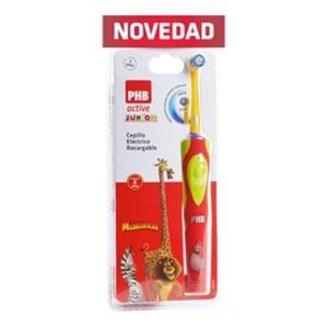 PHB Active Junior cepillo eléctrico Madagascar rojo