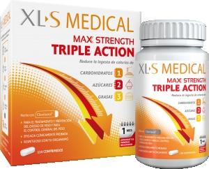 XLS Medical Max Strength 120comp