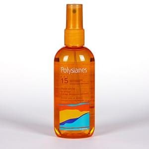 Polysianes aceite seco SPF15+ 150ml