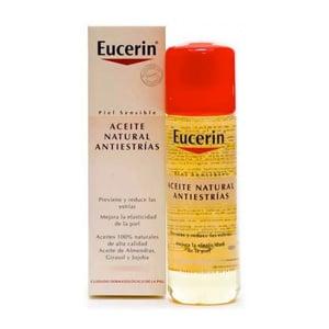 Eucerin aceite natural antiestrias piel sensible 125ml