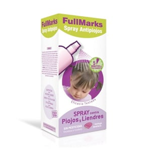 FullMarks spray pediculicida antipiojos 150ml