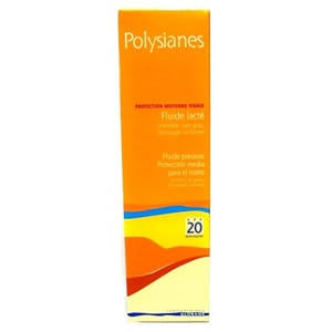 Polysianes crema solar SPF20+ 40ml