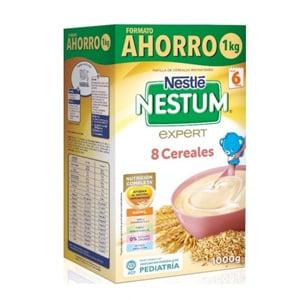 Nestle Nestum 8 cereales formato ahorro 1000g